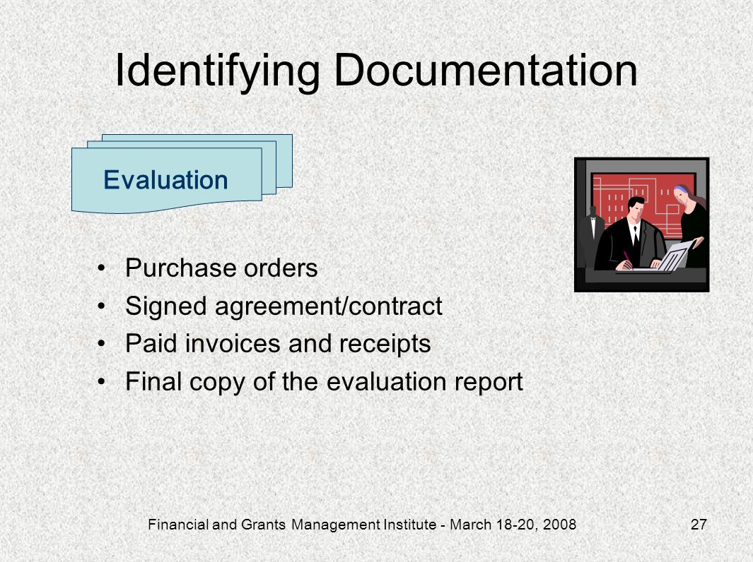Identifying Documentation
