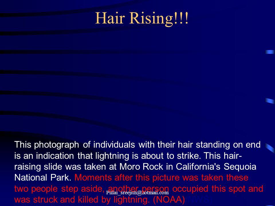 Hair Rising!!!