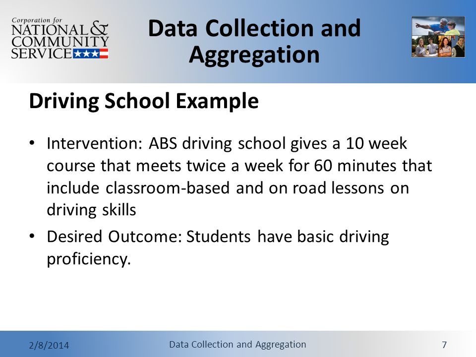 Driving School Example