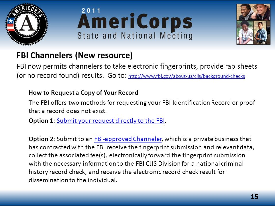 FBI Channelers (New resource)