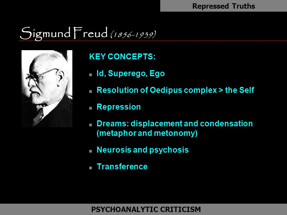 "psychoanalytic theory and criticism Another major criticism of psychoanalytic theory is that, ""most of freud's ideas were based on case studies and clinical observations rather than empirical."