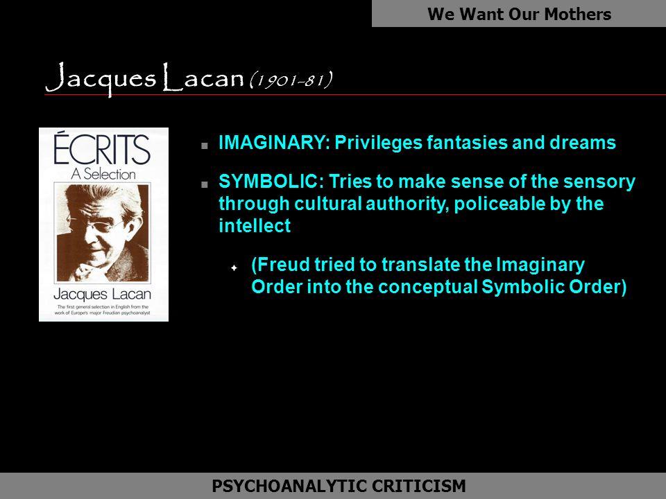 lacan real imaginary symbolic pdf