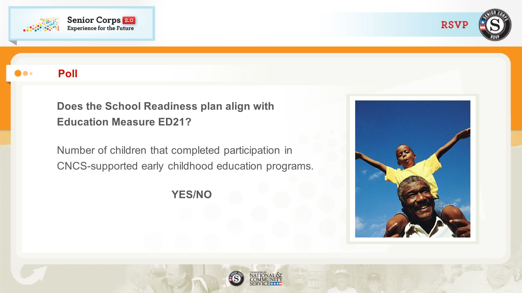 Does the School Readiness plan align with Education Measure ED21