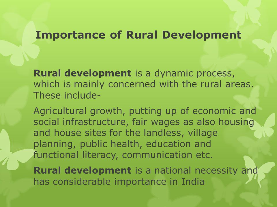 education and rural areas Role of education in rural development print here are some of the suggestions that can be adopted for improving the education system in rural or remote areas.