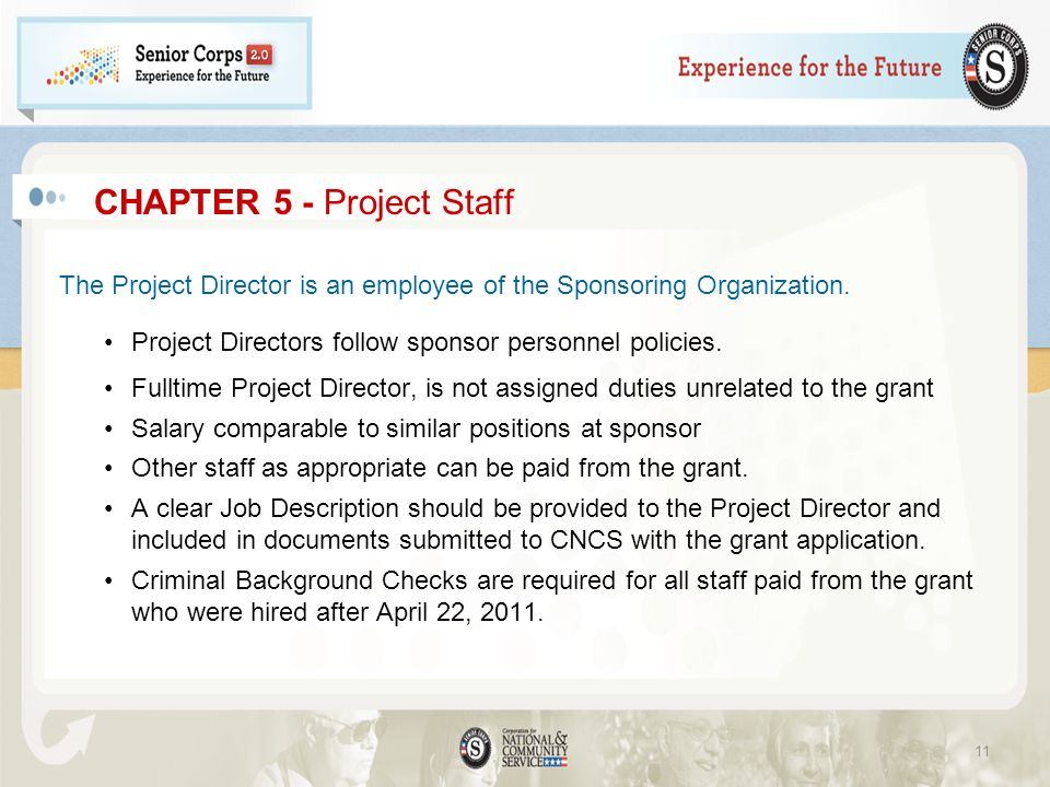 New Project Directors Orientation  Ppt Download