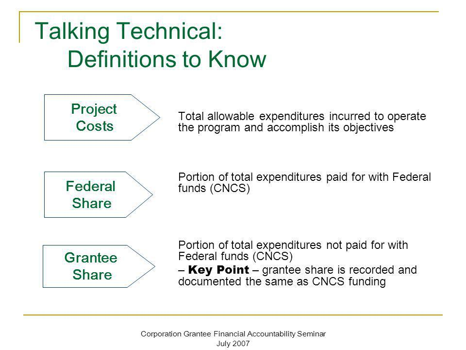 Talking Technical: Definitions to Know