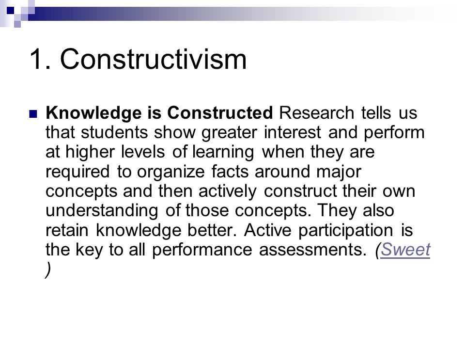 1. Constructivism