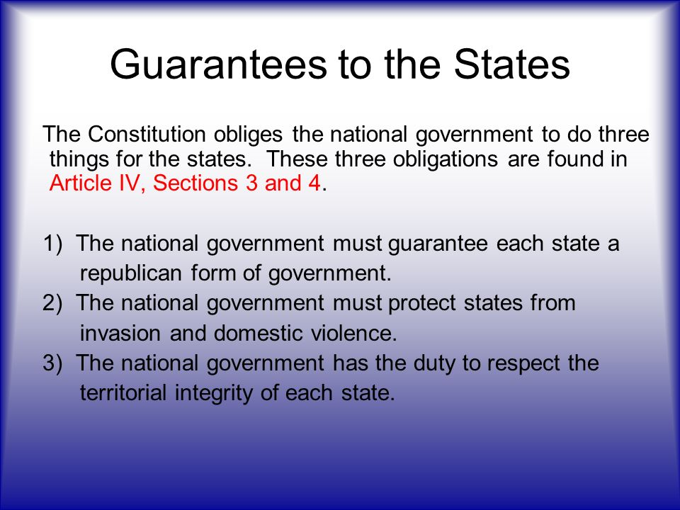 The Federal System Chapter ppt video online download