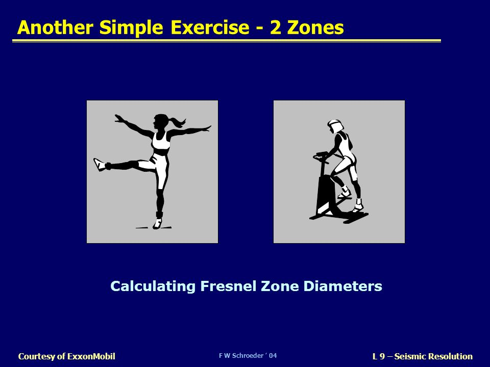 Another Simple Exercise - 2 Zones