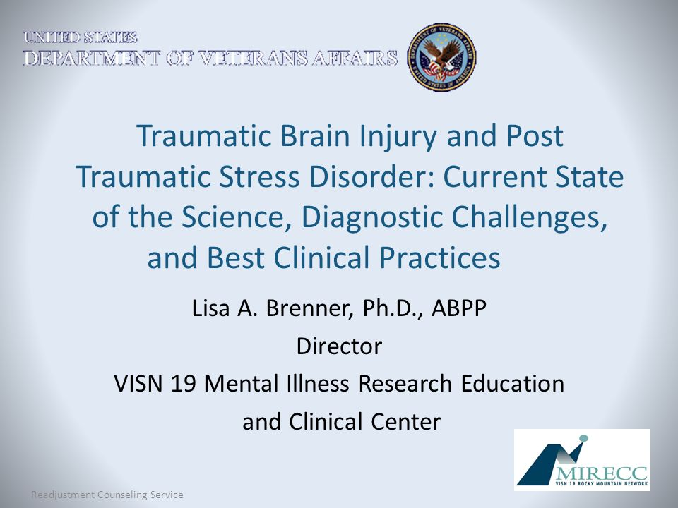 post traumatic stress disorder a mind threatening A lot happens in the brain following a traumatic, life threatening event  sometimes the brain has difficulty managing the stress and can be caught.