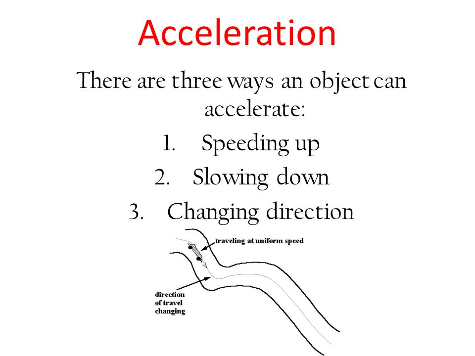 accelaration of an object With algebra we can solve for the acceleration of a free falling object the  acceleration is constant and equal to the gravitational acceleration g.