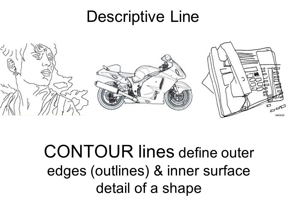 Line Art Define : Art i vocabulary eoa pod etc ppt video online download
