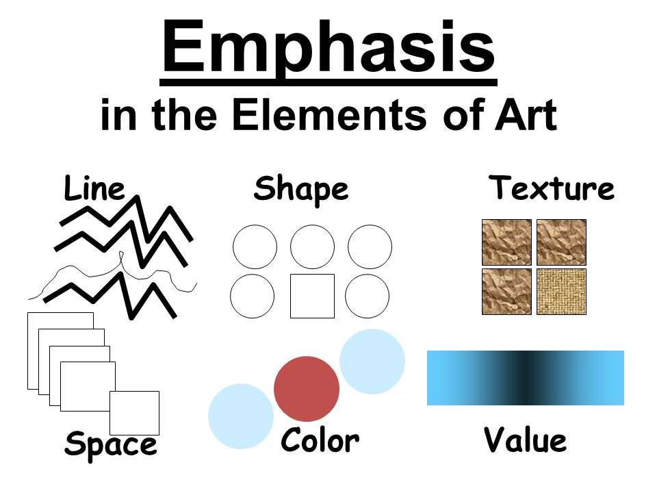 Line Shape Space : In this lesson you will learn about the elements of art