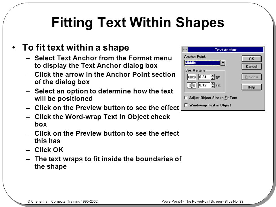how to add shapes inside text box word