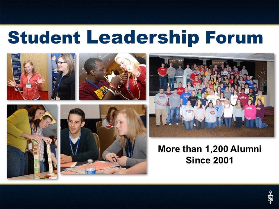 Student Leadership Forum