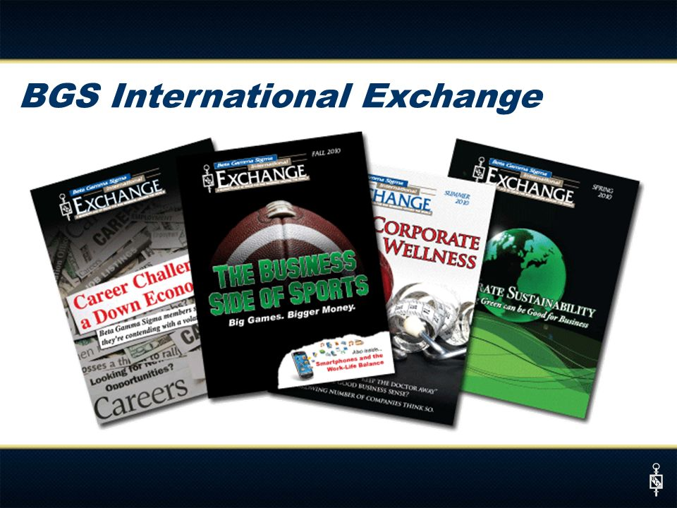 BGS International Exchange