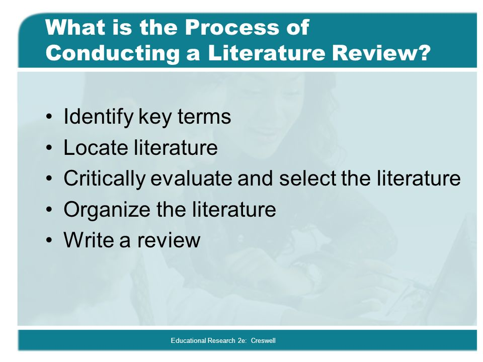 Review of related literature of library