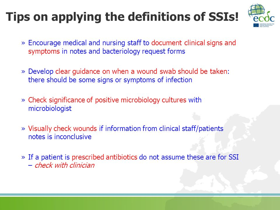 Tips on applying the definitions of SSIs!
