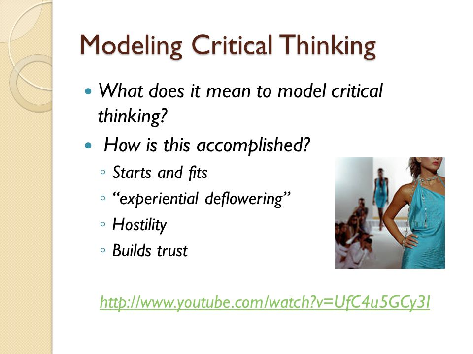 critical thinking techniques ppt Download note - the ppt/pdf document critical thinking skills powerpoint pres is the property of its rightful owner is the property of its rightful owner.