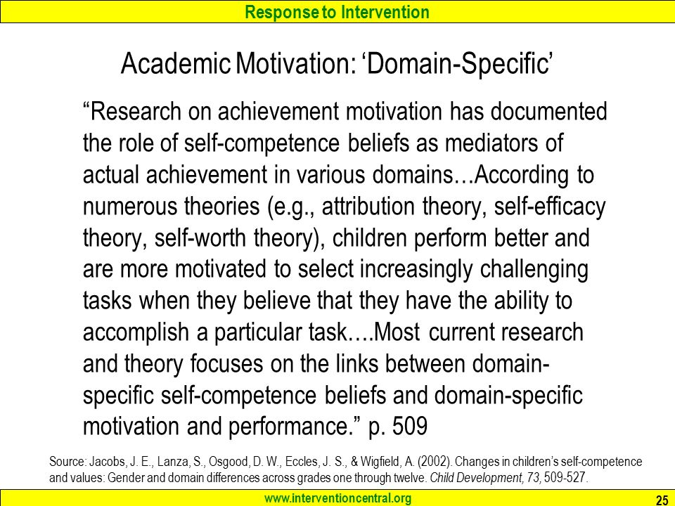 self worth theory of motivation Psychology and self-esteem: read more here about the origins of self-esteem and the 3 theories on the function of self-esteem.