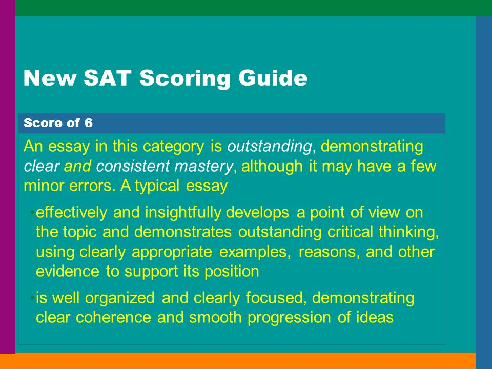 sat essay scoring guide Photo essay themes sat essay scoring guide research paper proofreading demographics form used in doctoral dissertation essay scoring rubric for sat writing section.