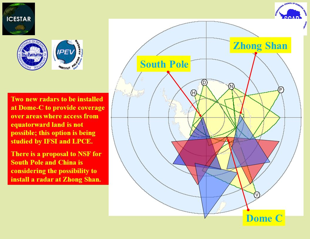 Zhong Shan South Pole Dome C