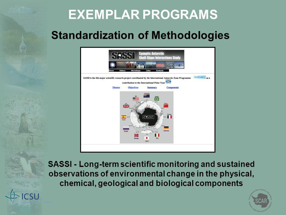 Standardization of Methodologies