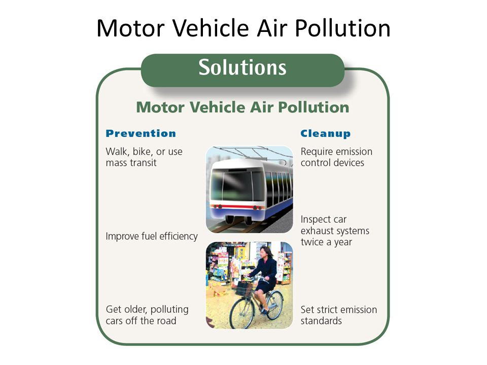 effect of vehicular pollution in environment Of pollution, their effects on our environment and the various measures that can be taken to control such pollutions objectives control of vehicular pollution.