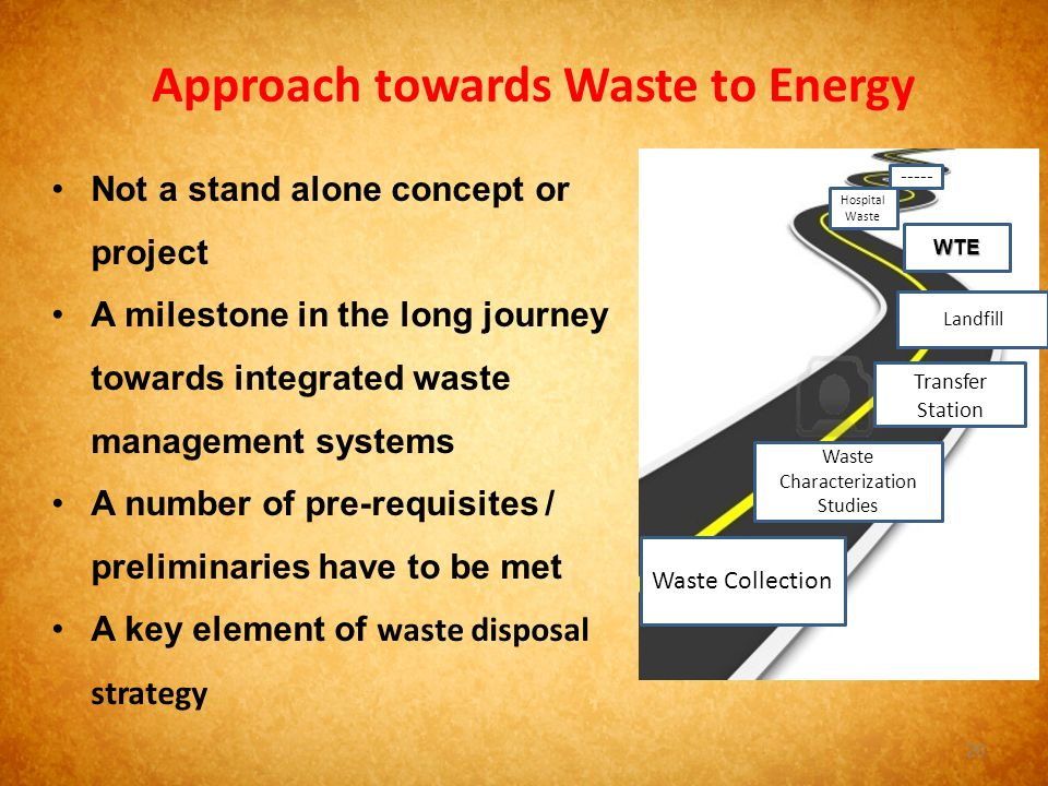 a systems approach to solid waste The use of a systems engineering approach will fill in the gap contributing to how we understand the intricacy by a holistic way and how we generate better sustainable solid waste management practices.
