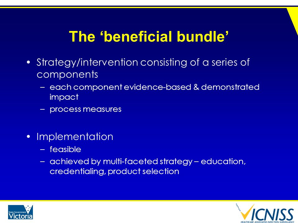 The 'beneficial bundle'