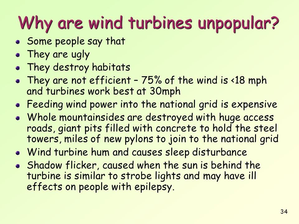The Pros And Cons Of Alternative Energy Ppt Video Online
