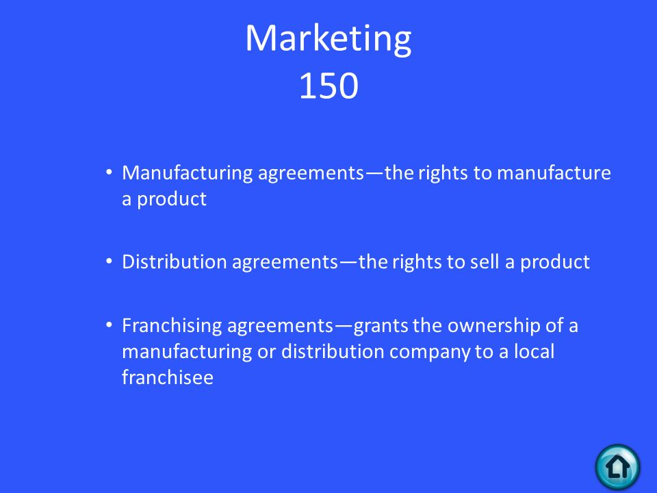 how to get distribution rights for a product