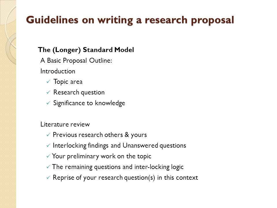 writing literature review dissertation proposal