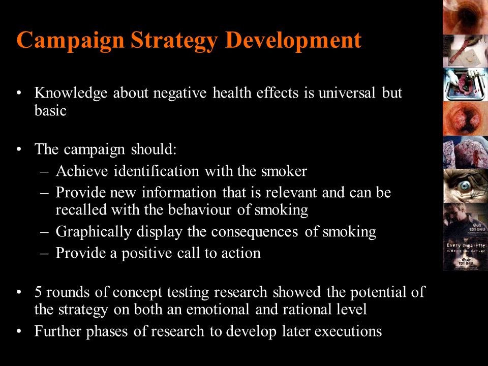 Campaign Strategy Development