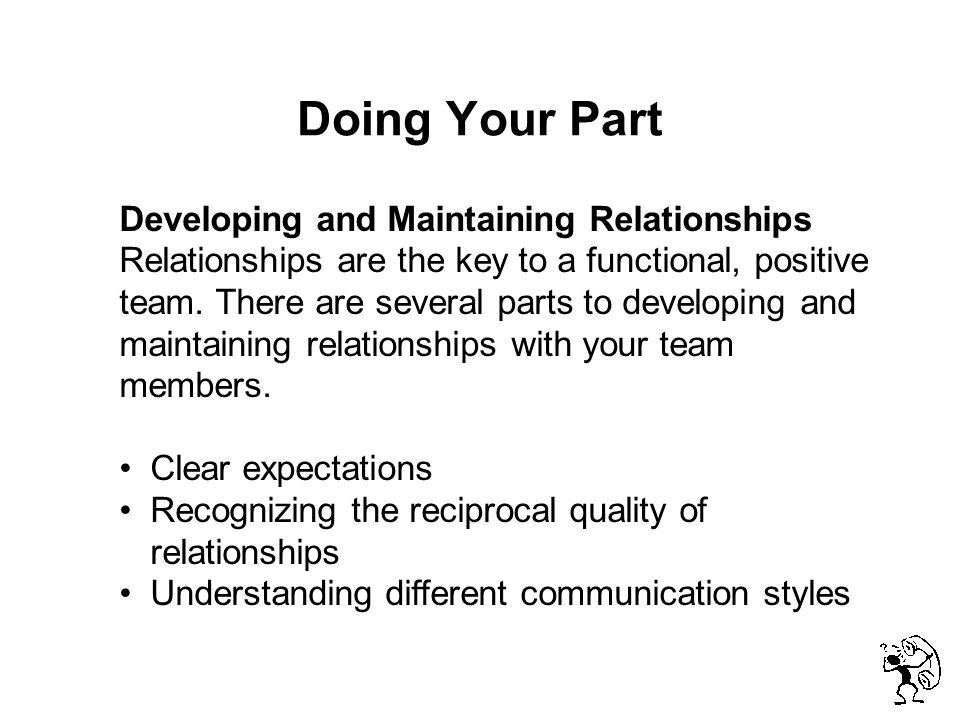 understanding principles of developing positive relationships Relationships with families are developed  one of the principles guiding the   positive relationship  better understand their child's learning and development.