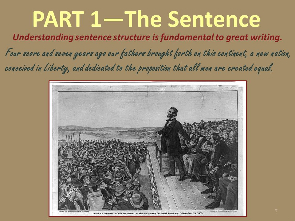 understanding sentence structure It's not that hard to spot structure errors in shorter sentences  need in order to  study effectively and understand the structures within a phrase.