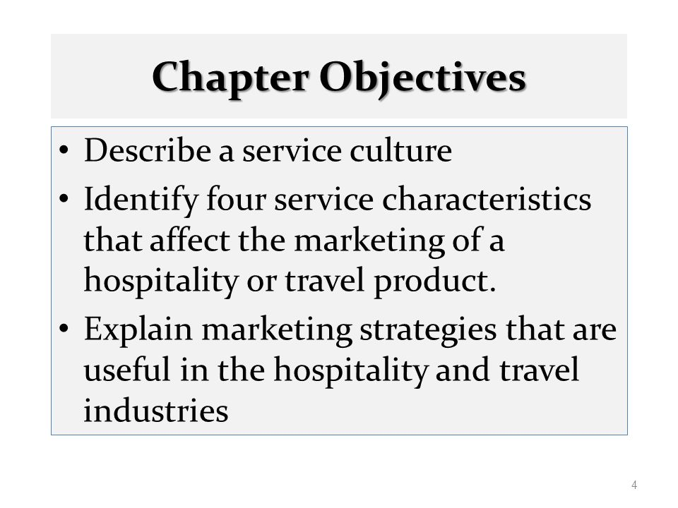 marketing strategies in hospitality and tourism Marketing for hospitality and tourism, 7/e is the definitive source for hospitality marketing customer driven marketing strategy:.