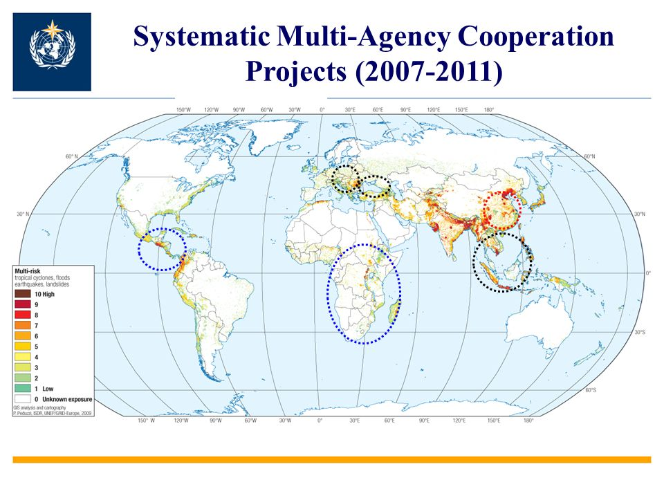Systematic Multi-Agency Cooperation Projects ( )