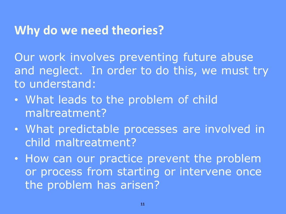 why do the sociologists need theories Chapter 5 how sociologists do research discuss how and why research and theory need to work together in order to fully explore and understand human behavior.