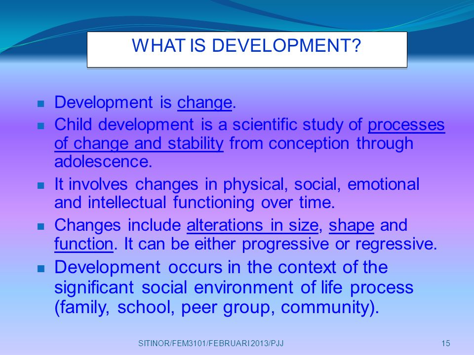 what is the difference between growth and development pdf