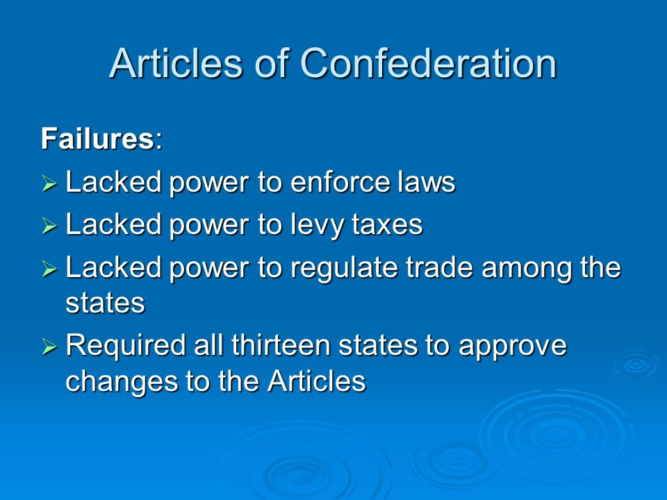 articles of confederation as the basis Madison was the spearhead of the federalist movement, along with alexander hamilton many of his ideas became the basis for the us constitution, which replaced the articles of confederation in 1787.