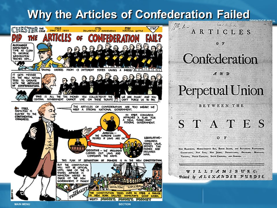 articles of confederation research paper Paper masters writes custom research papers on articles of confederation and discuss the original agreement between the first 13 american states that formed the national government.