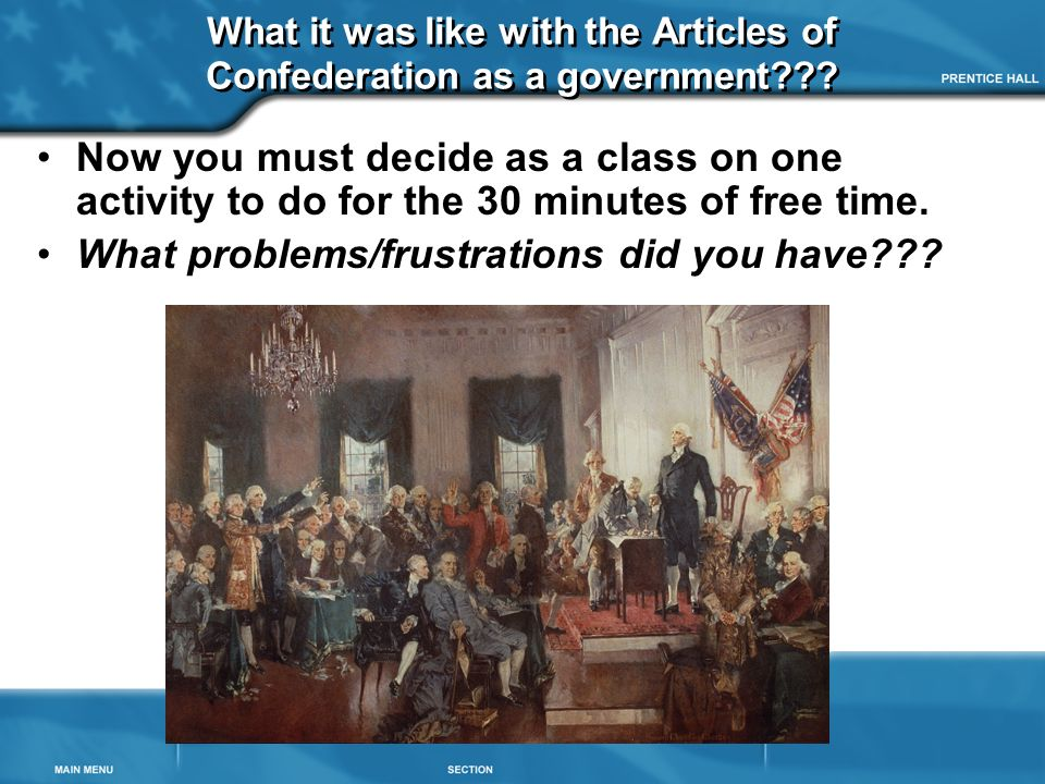 essay articles confederation failed Check out our top free essays on why did the articles of confederation fail to help you write your own essay.