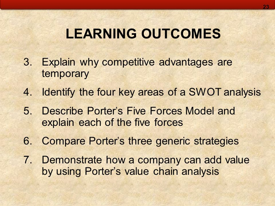 advantages and disadvantages of porters five forces model Porter's five competitive forces porter's five competitive forces analytical technique provides managers with a model of the industry their company operates in the model helps managers gain greater understanding about the industry's dynamics, providing the manager with ideas on how to gain an advantage over the competition.