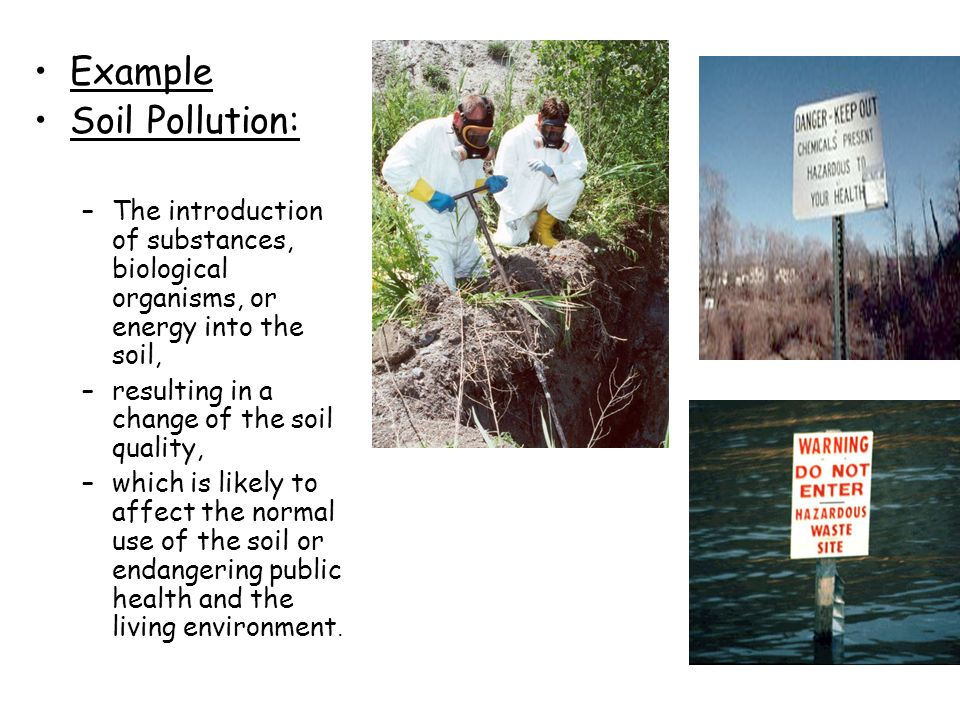 Supervision prof dr mervat salah ppt video online download for Soil is an example of