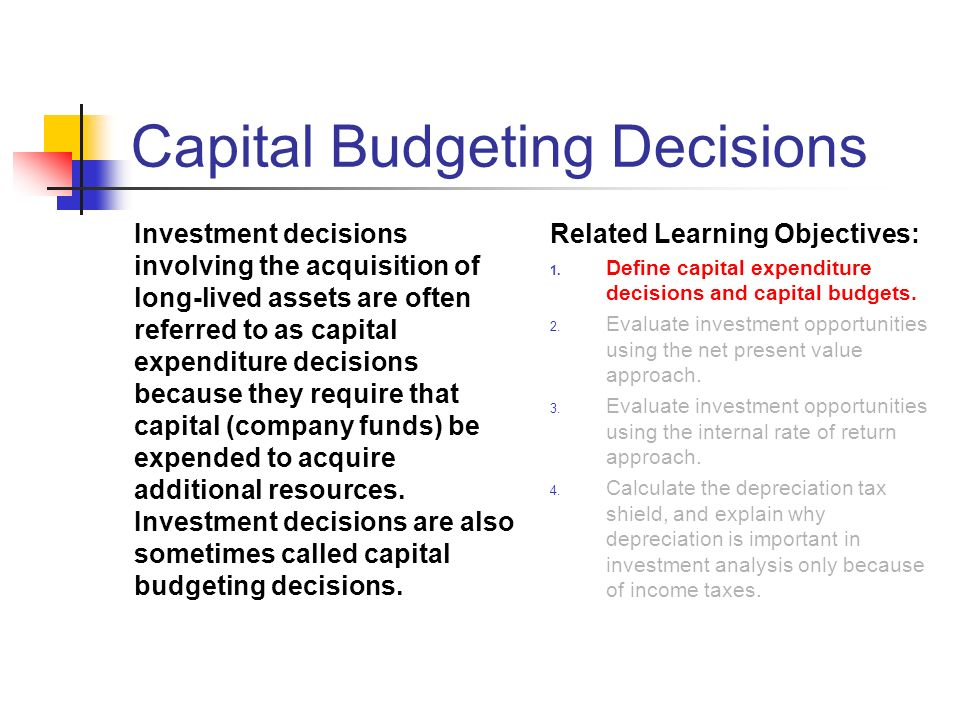 explain the needs of capital expenditure investment Return on investment roi is a popular financial metric for evaluating the results of investments and actions roi calculates as a ratio or percentage comparing net gains to costs, thereby providing a direct easily understood profitability measure roi compares to other metrics: npv, irr, payback.