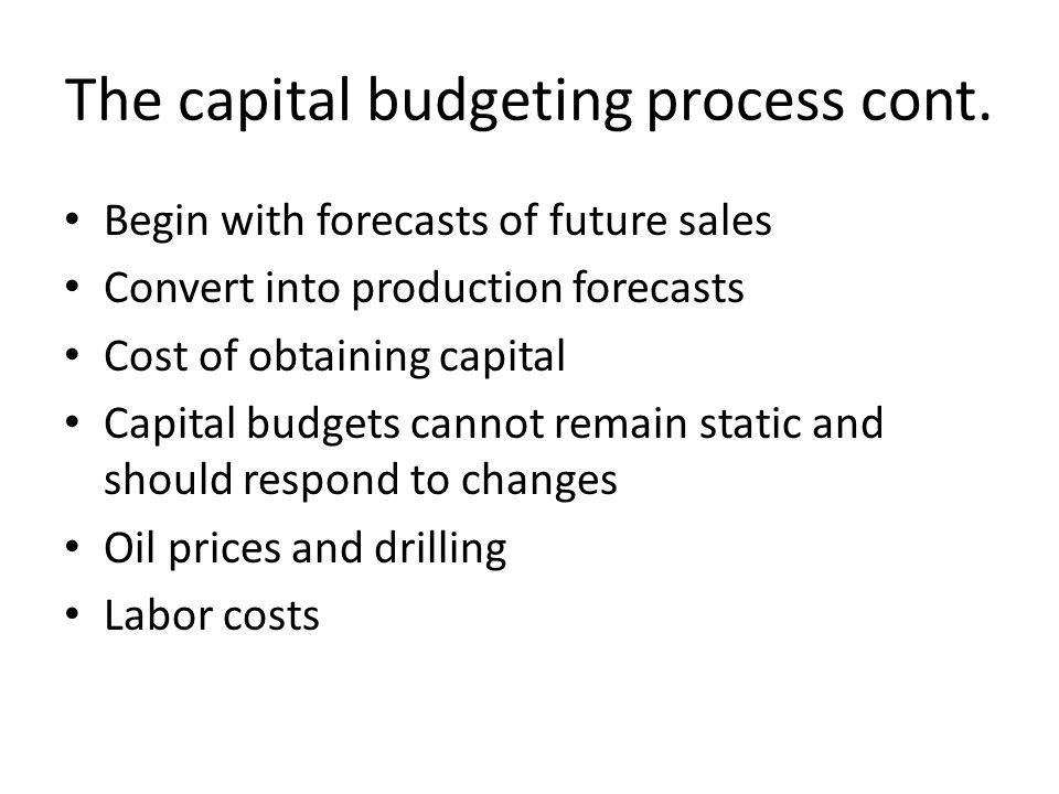 cost of capital capital budgeting and Capital budgeting - download as pdf file (pdf), text file (txt) or read online.