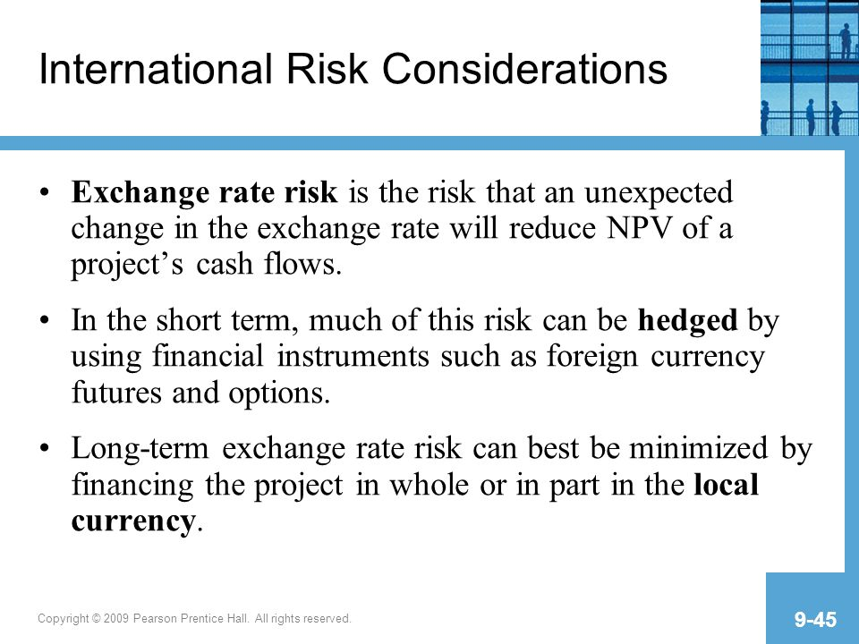 How can stock options be used to reduce risk