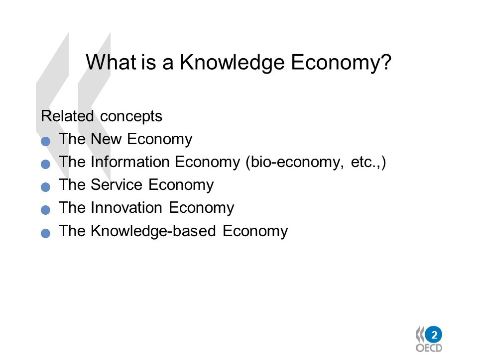 What is a Knowledge Economy