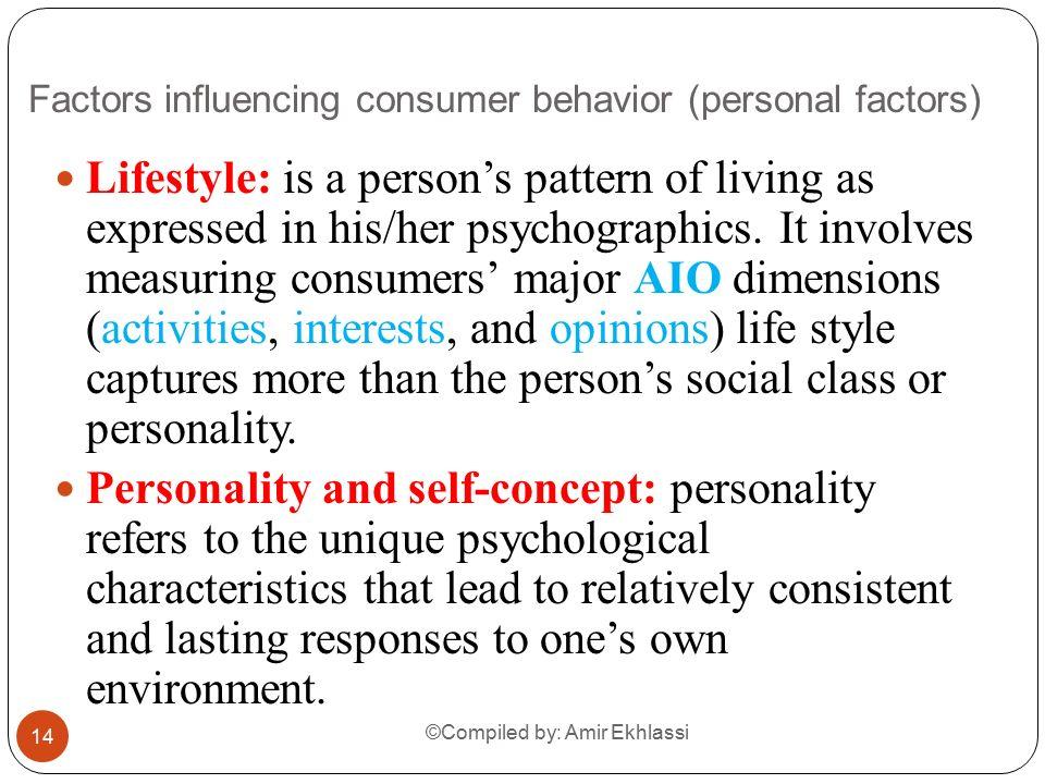 (3) Consumer and Business Buyer Behavior